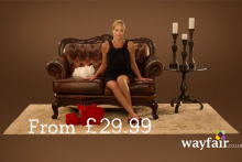 Wayfair launches UK TV adverts