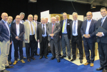 Belgian suppliers put in strong appearance at Minerva show