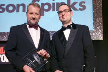 Harrison Spinks wins Insider Made in Yorkshire Award for Innovation