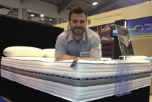 Mattress technology specialist Mammoth scoops industry award