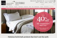 Duvet & Pillow Warehouse to rebrand to Soak & Sleep