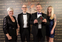 Furniture logistics specialist awarded for growth