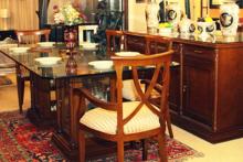 Kozmo Furniture's comprehensive solid wood offering
