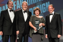 Harrison Spinks wins innovation in manufacturing award