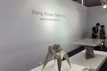 Chinese and Dutch designers shine at Furniture China