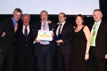 Success for Hypnos at the NBF Awards