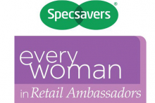 2014 Specsavers everywoman in Retail Ambassadors announced