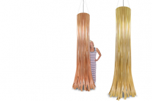 Head To Toe ceiling lamp, Dede DextrousDesign