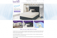 Kaymed launches new website