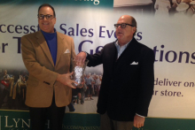 Lynch Sales Company announces winners of trip to Ireland