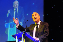 Bed Show gala dinner sees return of Gyles Brandreth