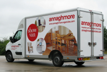 Annaghmore goes mobile