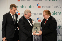 Messe Frankfurt announces the Partner Country of Ambiente 2016