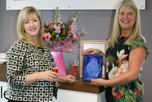AIS award for Gallery Direct