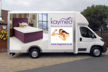 Kaymed goes mobile