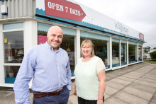 East Midlands sofa specialist purchases third store