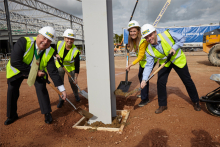 Ikea begins construction of Reading store