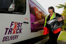 Argos pioneers same-day UK-wide home delivery service