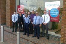 Furniture Village opens new store in Northampton
