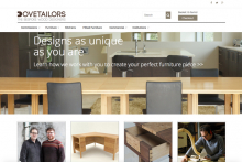 Dovetailors launches new website
