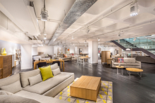 Habitat unveils first phase of TCR flagship relaunch