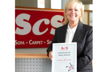 ScS' longest-serving employee reaches 40 years in the business