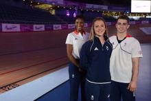 DFS unveils Team GB ambassadors