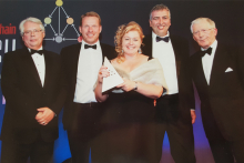 Scandinavian House wins major award at European Supply Chain Excellence Awards