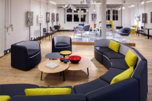 Allermuir opens new showroom in Clerkenwell