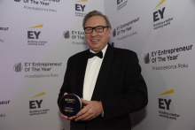 Chairman of Forte Furniture management board wins EY Entrepreneur of the Year award
