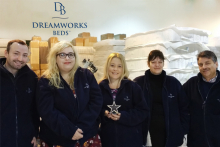 Dreamworks wins AIS award for fourth year