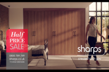 Sharps launches biggest-ever January sale campaign