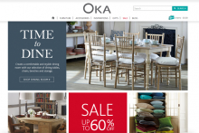 OKA launches new store in Bath