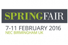 Celebrity chefs and designers line-up for Spring Fair 2016