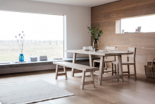 Kielder dining collection, Gallery Direct
