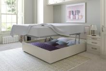 Ottoman storage bed, Trend Interiors