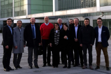 FreeFoam project partners gather in Slovenia