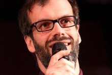 Comedian Marcus Brigstocke to host Bed Show dinner