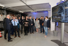 Latexco inaugurates first European FOM production line