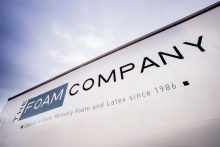 The Foam Company launches new website