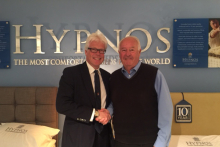 Hypnos joins The Furniture Makers' Company