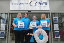 70 years of family values at Cookes