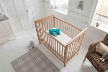 Silentnight wins parents' vote for baby mattress