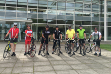 Charity to cycle from London to Bordeaux