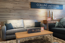 Collins and Hayes gallery arrives at Christopher Pratts