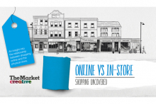 Death of high street in face of online shopping is greatly exaggerated, says new report