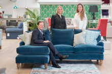 sofa.com celebrates Glasgow showroom launch