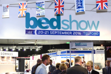 2016 Bed Show hailed a success