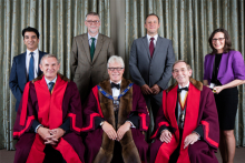 The Furniture Makers' Company welcomes four new freemen