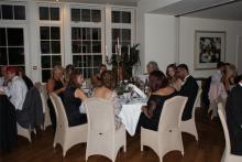 Furniture Makers' Christmas Ball at Mitton Hall raises £4000
